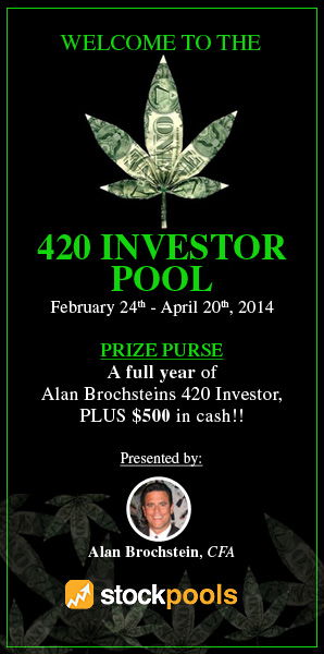 420 Investor Pool